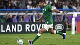 Sexton says Ireland must look at themselves after Japan defeat