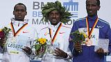 Maratona Berlino, Bekele sfora record