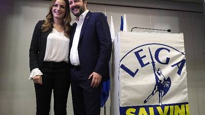 Regionali: Salvini, Borgonzoni candidata