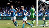 Napoli hold off Balotelli's Brescia to earn narrow win