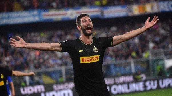 """Inter:Gagliardini,""""gruppo c'è ed è sano"""""""