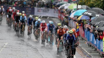 Mondiali ciclismo: argento per Trentin