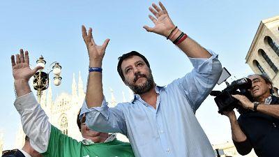 Salvini,ennesimo fascicolo per sequestro