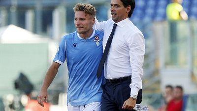 Lazio: Immobile gol e pave