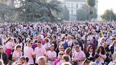Tumori: oltre 36mila a 'Corri la vita'