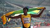 New champion Gayle can go on to break long jump world record, coach says