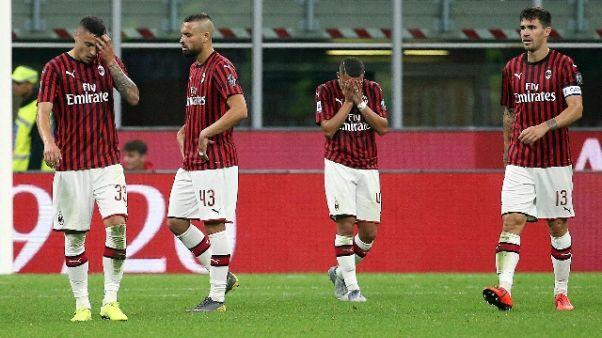 Fiorentina show, Milan ko 3-1