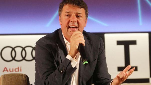 Renzi, no all'aumento dell'Iva