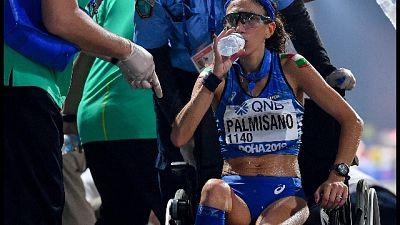 Atletica:Mondiali, 20 km marcia è cinese