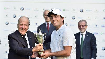 Golf: Chimenti 'Molinari farà sognare'
