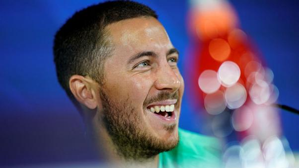 Hazard: I must improve to be a Real Madrid Galactico
