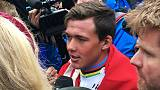 Cycling: Pedersen's victory underlines rise of next generation