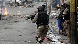 Haitian journalist shot in wrist in latest round of protests