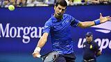 Djokovic cruises into second round in Tokyo