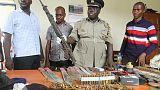 Kenya says it kills three militants planning attacks in Mombasa