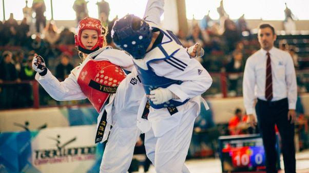 Taekwondo: Cito, Koroktova vittima norme