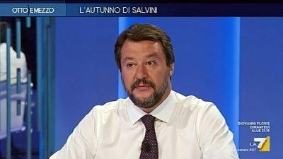 Fondi russi: Salvini, mai chiesto nulla