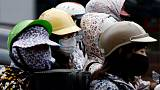 Citing 'unhealthy air', Vietnam tells people to limit outdoor activities