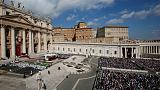 Vatican financial control office director, four others suspended - report