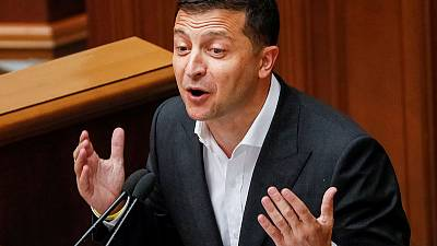 Breakthrough at talks opens way to summit on Ukraine conflict
