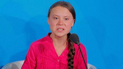 Putin - I don't share excitement about Greta Thunberg's U.N. speech