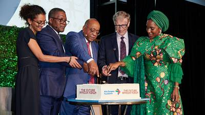 Aliko Dangote $20m transformative donation to The African Center focused on Accelerating Change in Global Narratives about Africa in Policy, Business and Culture