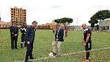 Calcio: al via l'11/o campionato VV.F
