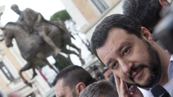 Salvini, Roma è ostaggio di una incapace