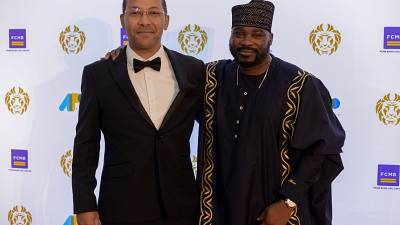Nigerian Excellence celebrated in London at Lux Afrique's Nigerian Independence Dinner