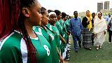 Women's football league kicks off in post-Bashir Sudan