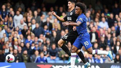 Champions: Lilla-Chelsea 1-2