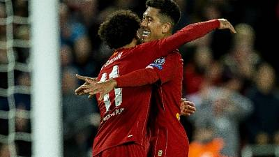 Champions: Liverpool-Salisburgo 4-3