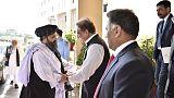 Pakistan and Taliban call for U.S. to resume Afghan peace talks