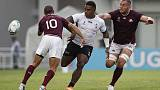 Fiji in seventh heaven with Georgia rout