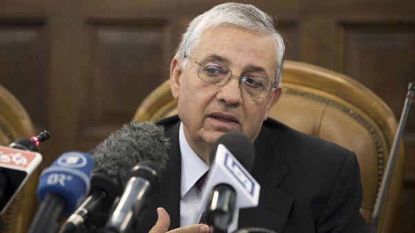 Pignatone presidente Tribunale Vaticano
