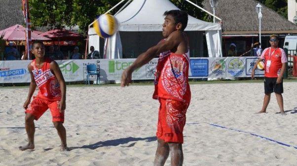 Beach Volley,via a Mondiali studenteschi