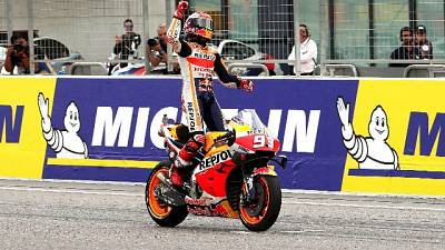 Moto: Marquez, lavoro per vincere