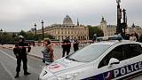 Attacker fatally stabs officer in Paris police station, is then shot dead