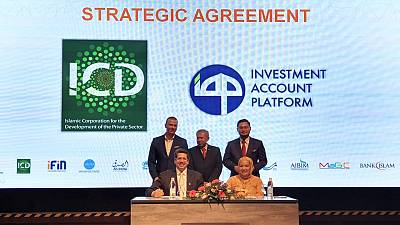 """Islamic Corporation for the Development of the Private Sector (""""ICD"""") and IAP Integrated Sdn Bhd (""""IAP Integrated"""") signed a collaboration Memorandum of Understanding (MoU) in Kuala Lumpur"""