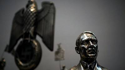 Nazi relics from secret hoard unveiled at Argentina's Holocaust Museum