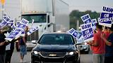 UAW cites 'significant progress' in Ford talks as GM strike continues