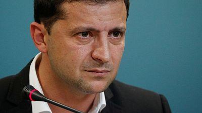 Zelenskiy wants Ukrainian candidates to run in Donbass election