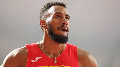 Athletics: Spain's Ortega gets bronze after IAAF agree he was impeded
