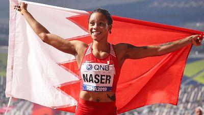 Atletica:Mondiali, 400 donne, oro Naser