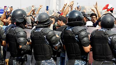Ahead of pilgrimage, Iran border crossing closed due to Iraq unrest