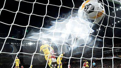 Arsenal thrash Liege, good night for Spanish trio