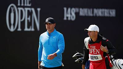 Golf: Koepka healthy again after stem cell treatment but game rusty