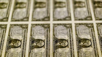 Dollar on back foot after U.S. service sector survey fans recession worries