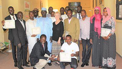 U.S. Embassy Supports English Teaching at King Faisal University