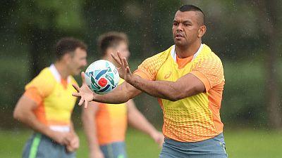 Australia's Beale to savour wearing indigenous jersey